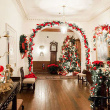Photo of Rose Hill Plantation in Nashville, NC - Christmas decor inside the Manor House was stunning!
