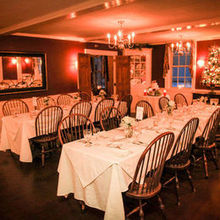 Photo for The Grafton Inn Review - Dinner in the Grafton Inn Main Dining Room.