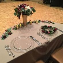 Photo for True Flavors Catering Review - The details were amazing. Reception at the Briscoe Museum.