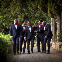 Photo for SposiamoVi - Italian Wedding Planners Review - Groom & Groomsmen