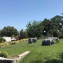 Photo for Exceptionally Yours Weddings & Events Review - Our beautiful lawn reception setup via Exceptionally Yours