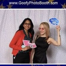 Photo of Goofy Photo Booth in Lansdale, PA - Good thing the future CEO is my friend