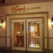 Photo For Luxor Wedding Chapel Review