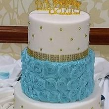 Photo for Sweet Kreations, Inc. Review - I fell in love with my cake the moment I seen it