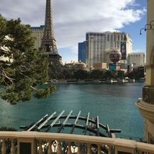 Photo of Bellagio Weddings in Las Vegas, NV - Terrazza View of the Strip