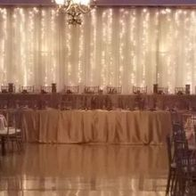 Photo of Reasonable Party Rental, LLC in Richfield, OH - Our beautiful backdrop!