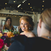 Photo for Celebrations of Love, LLC Review - Photo: Heirloom Photo Co, KS. Floral: KP Event Design, KS.