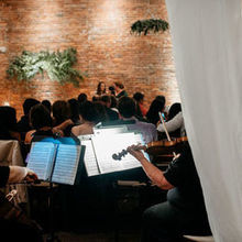 Photo for Ambrosia String Quartet Review - Photo credit: Tonie Christine Photography