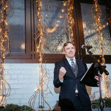 Photo of Illuminating Ceremonies/Christopher Shelley in New York, NY