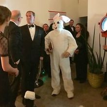 Photo of Timeless Celebrations in Pasadena, CA - Want to get married by a 6' Rabbit? No Problem