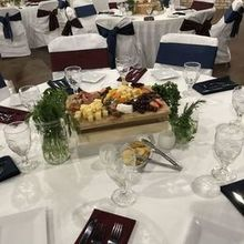 Photo of Haak Vineyards & Winery in Santa Fe, TX - charcuterie board centerpiece