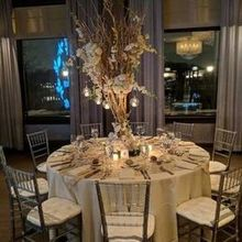 Photo of The Village Club at Lake Success in Great Neck, NY - close up view of our tables