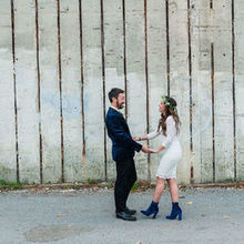 Photo of Stylish & Hip Weddings in Brooklyn, NY