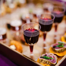 Photo of Jewell Event Design, LLC in Denver, CO - Food selections were visually stunning.