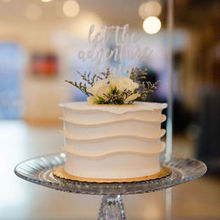 Photo of Jewell Event Design, LLC in Denver, CO - Wedding cake was perfect.