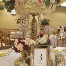 Photo for The Finishing Touch Wedding Design Review - Tall Centerpiece