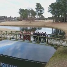 Photo of LNR Productions in Hampton, VA - wedding party images captured via Gary's drone