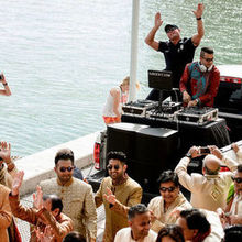 Photo for DJ ROCKY Review - Commanding the baraat... even the police was jamming!