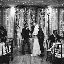 Photo of Deity Weddings, Event Planning, Catering in Brooklyn, NY - Upstair Dining room/ceremony space