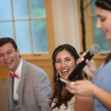 Photo for Mike Buscher Photography Review - toast from the maid of honor