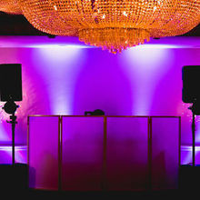 Photo for V3 Entertainment DJ and Photo Booth Review - organized set up on stage photo credits to our photographer