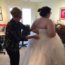 Photo of Starry Night Events, LLC in Saint Peters, MO - Jodell is an amazing seamstress who can do your Alterations