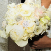 Photo for All In The Details Floral Design Review - Bride's Bouquet