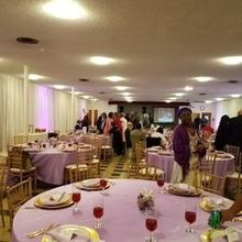 Photo of Savory Gourmet Catering & Events in Gaithersburg, MD - THIS is a church basement!! Amazing transformation!