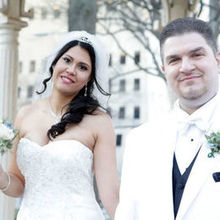 Photo for beautiful brides by Vesta Review - Bride and groom