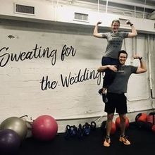 Photo of Bells and Barbells Wedding Fitness in Dallas, TX