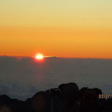 Photo for Linda Dancer with Honeymoons, Inc. Review - Sunrise at Haleakala National Park, above the clouds.
