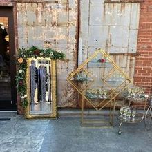 Photo of Events by La Fete in Raleigh, NC - Champagne wall and seating chart