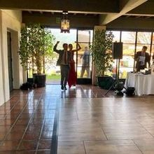 Photo of Scott Topper DJ Productions in Santa Barbara, CA - Best man and made of honor entrance!