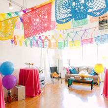 Photo of Together Events in Portland, OR - Brooklyn photography studio transformed into a happy, magica