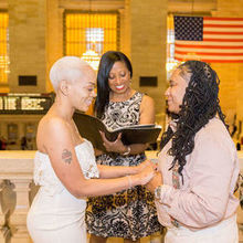 Photo of Aretha Gaskin - Officiant in Westfield, NJ