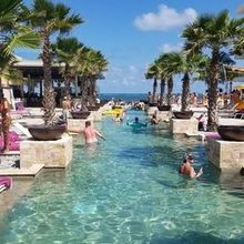 Photo for Paradise Getaways Review - 1 of the 3 pools at Breathless- Cancun