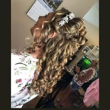 Photo of Professional Hair Artistry by Nicole Digilio in , NY - I did not get a pic of my veil yet