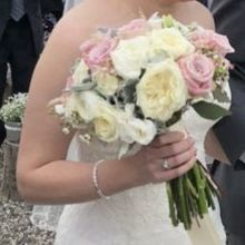Photo for Secret Garden Florist Wedding and Event Planning Review - My pretty bouquet