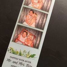 Photo for Snapsterbooth Photo Booth Review - the maid of honor :)