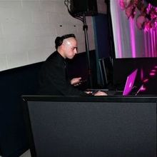 Photo of DJ KYD and Company in Quincy, MA - DJ KYD focused and professional.