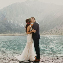 Photo of Convict Lake Resort in Mammoth Lakes, CA -  www.byamylynnphotography.com