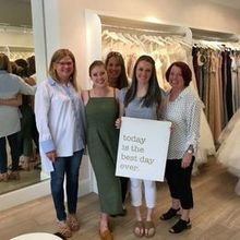 Photo for Louise Christine Bridal Boutique & Atelier Review - She said YES!