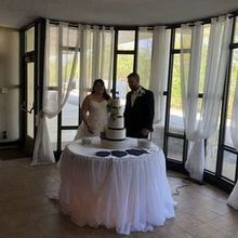 Photo for Chapel on the Hill Review - Bridal cake table