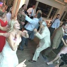 Photo of Affair 2 Remember Entertainment in Middletown, NJ - Father of the bride showing off his dance moves at 80. :-)