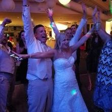 Photo of Affair 2 Remember Entertainment in Middletown, NJ - A very happy Mr. & Mrs. dancing!