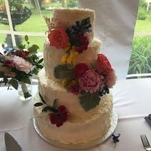Photo of Stone Manor Country Club in Middletown, MD - Cakes by Colleen