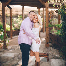 Photo for Rancho Mirando Luxury Guest Ranch Review - Engagement pictures at Rancho Mirando