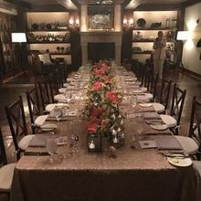 Photo of Beth Baldwin Weddings in Hilton Head, SC - Wine Room at Montage