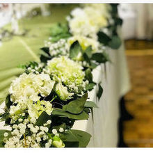 Photo of Floral Creations by Sharon in Portage, MI - Head table runner