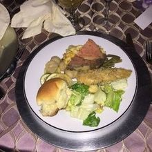 Photo for Carriage Caterers Review - A plate from one of our guests.
